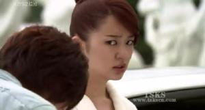 And Hye Na finds out something the audience has suspected for a while now - that Dong Chan has been hired by her grandfather to be her personal butler, and will be in charge of her personal daily life from now on! LOLs. The look on her face was classic.