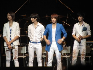 CNBlue in UCC